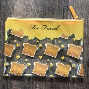 Too Faced Make Up Pouch